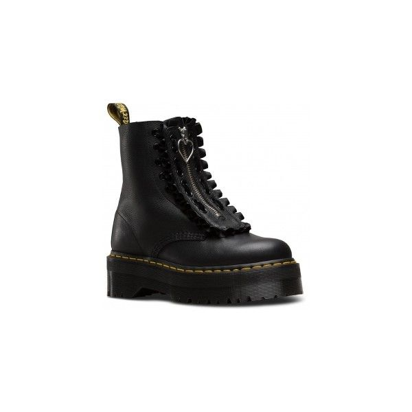 Dr. Martens Lazy Oaf Jungle Boots ❤ liked on Polyvore featuring shoes and boots
