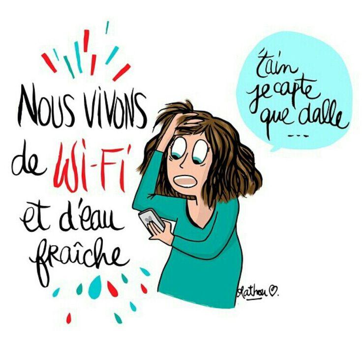 Mathou : vivons d'amour et de wifi
