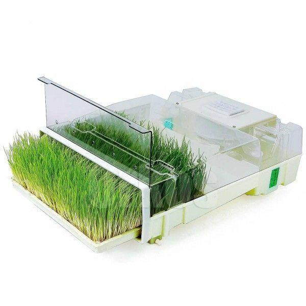 Easygreen Germogliatore Automatico. Per coltivare contemporaneamente una grande varietà di semi, verdure baby, fagioli, germogli in qualsiasi clima e periodo dell'anno. Euro 259
