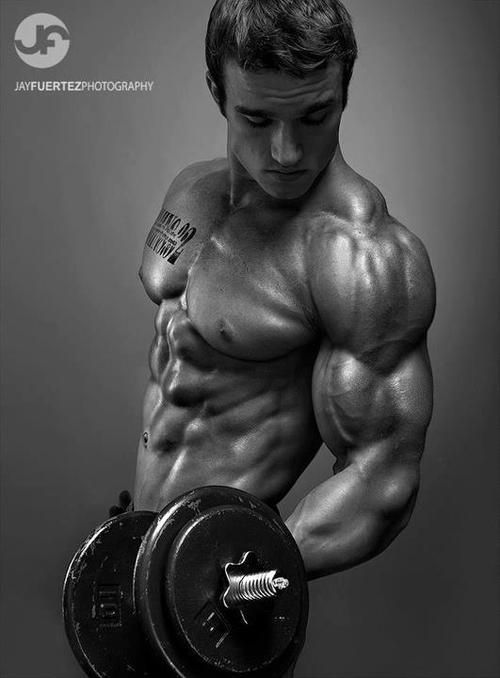 how to get shredded arms