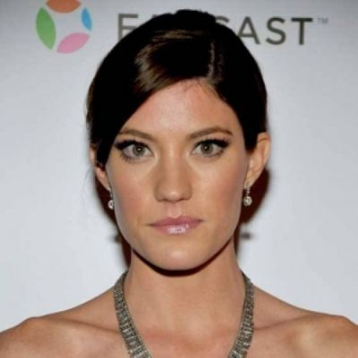 Jennifer Carpenter (December 7, 1979) American actress, o.a. known from the series 'Dexter'.