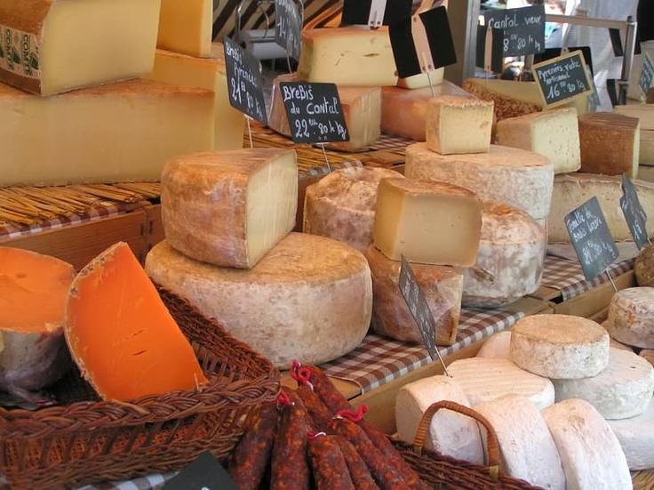 Market, Provence