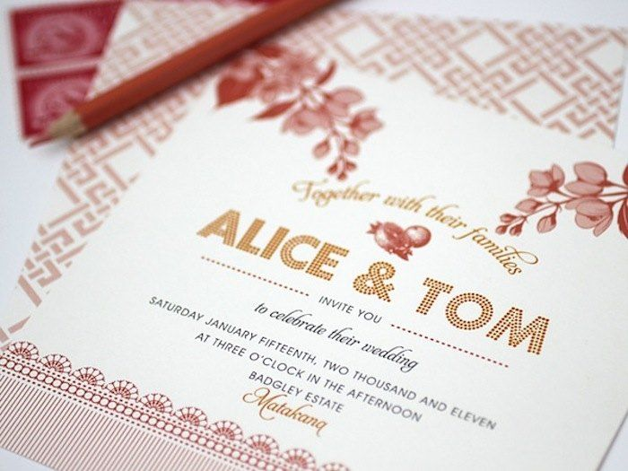 20 Free Wedding Invitation Templates You'll Love