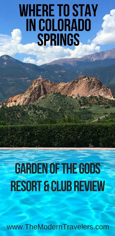 Garden Of The Gods Club Resort Colorado Springs Colorado