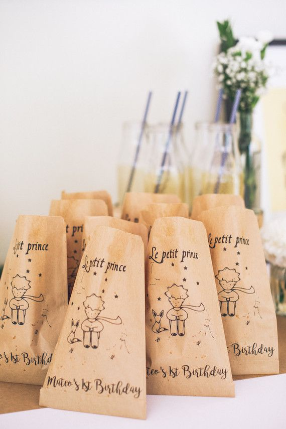 Little Prince birthday party | Wedding & Party Ideas | 100 Layer Cake