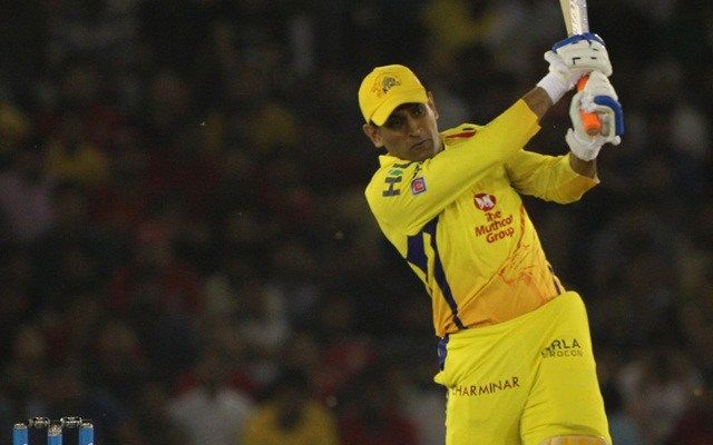 Twitter Reactions Dhoni Masterclass Goes In Vain Kxip Wins Thriller In Mohali Bollywood Master Class Knock Knock