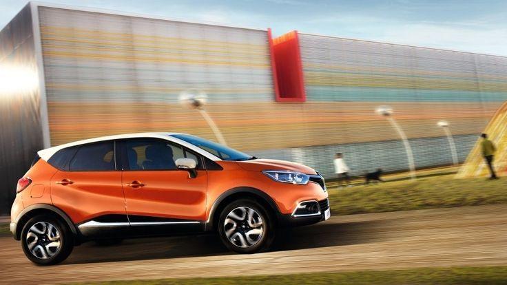 Renault Captur - Renault UAE