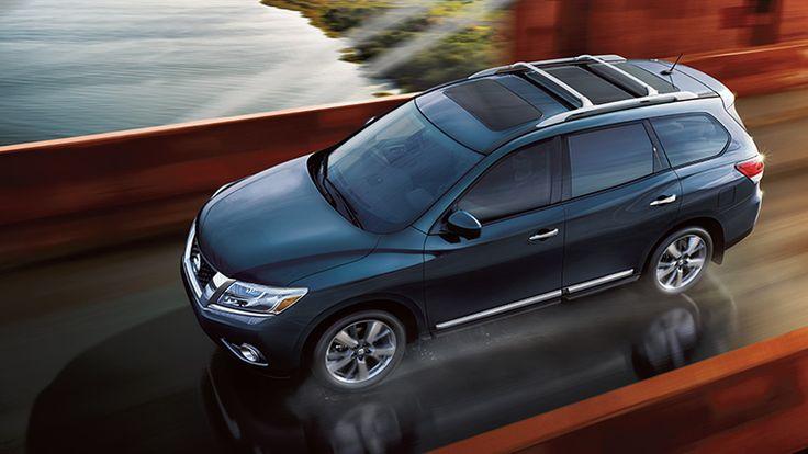 All-New 2013 Nissan Pathfinder SUV