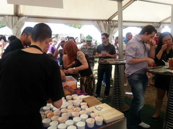 Taste of London, Day 7: Big Saturday