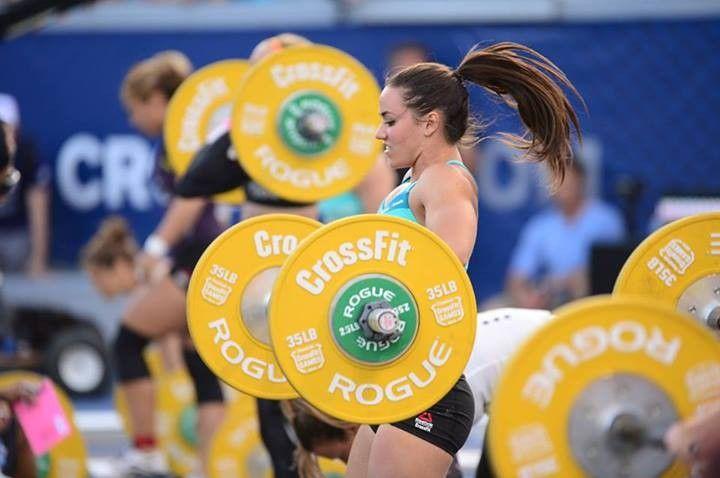 Camille Leblanc-Bazinet a remporté les championnats mondiaux de Crossfit (27/07/2014)