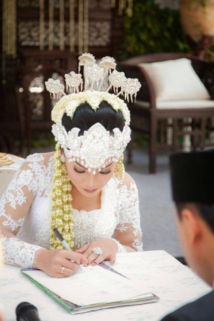 Sundanese Wedding - Akad Nikah
