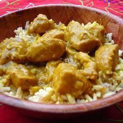 Easy chicken curry @ allrecipes.co.uk