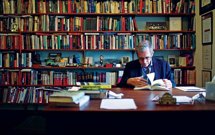 'Trump Is Just Tearing Off the Mask': An Interview with Eric Foner - Apr 20, 2017 -  On July 20, 2016, the day after
