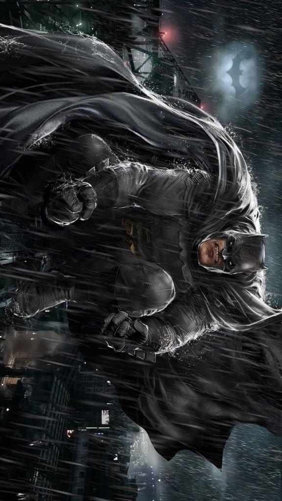 The Dark Knight Returns by John Gallagher | Dark knight ...