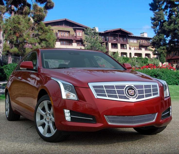 Custom Cadillac Ats: 8 Best E&G Cadillac ATS Custom Products Images On