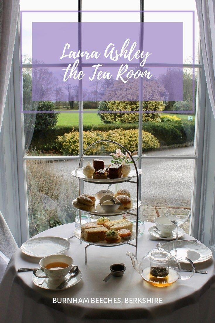Laura Ashley Tea Room Burnham Beeches Traditional Afternoon Tea