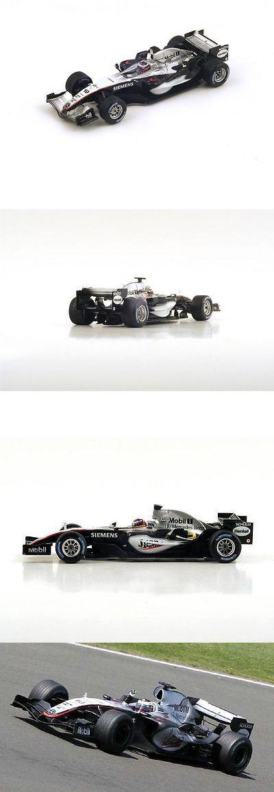 Formula 1 Cars 180270: S4304 Spark 1 43:Mclaren Mp4-20 N.10 Winner British Gp 2005 Juan Pablo Montoya -> BUY IT NOW ONLY: $69 on eBay!