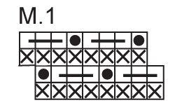 DROPS 125-20 - Ensemble : Bonnet et �charpe DROPS tricot�s au point d'astrakan en ��Polaris��. - Free pattern by DROPS Design