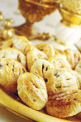 A lighter alternative to mince pies.