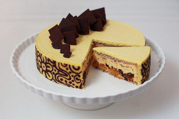 """Торт """"Искушение"""" Tentation от Пьера Эрме - Торты и пирожные"""