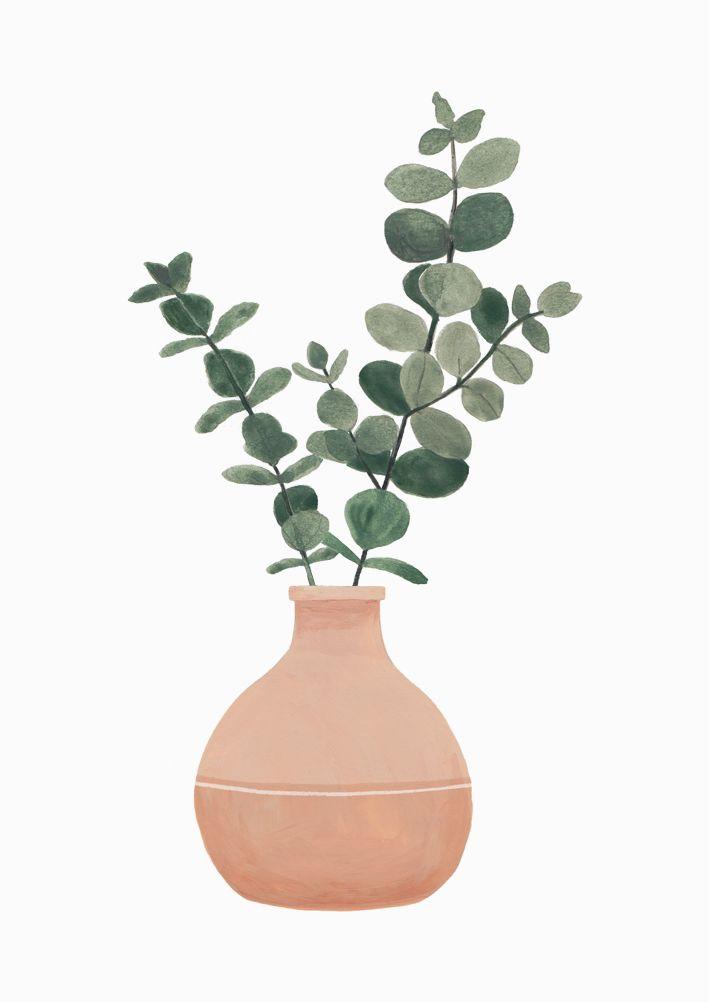 Plantas de invierno on Behance