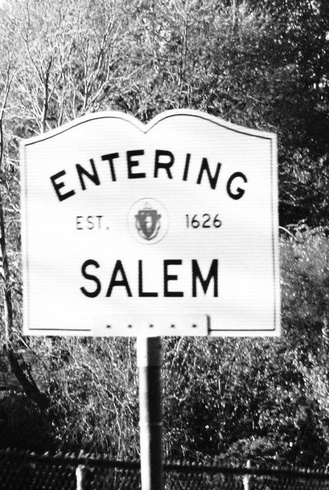 Salem, Massachusetts during  fall in New England