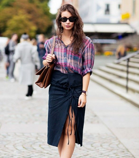 Stockholm Street Style -- Fall Trends Short Girls Should Embrace