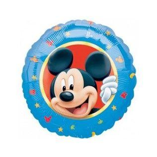 decoratie met ballonnen Mickey mouse van BallonPlus.nl