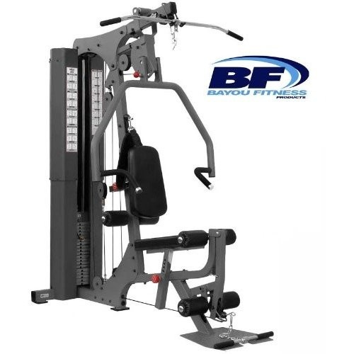 Bayou Fitness E-8620 Commercial Rated 11-Gauge Home Gym