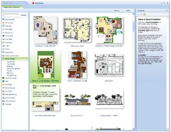 Fresh smart draw floor plans Best Free Online Virtual Room Programs and Tools