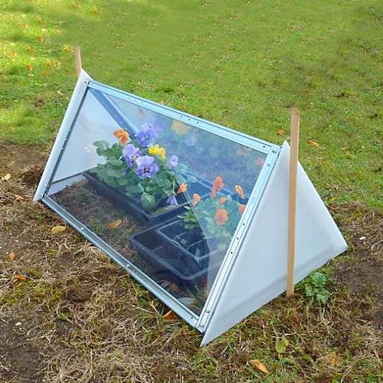Norfolk Greenhouses Compact Garden Cloche