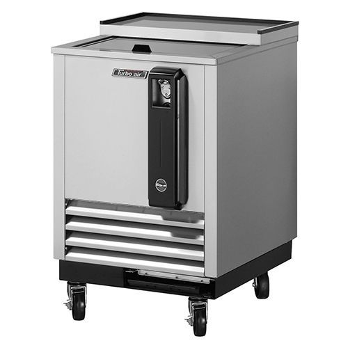 Turbo Air 24  Super Deluxe Stainless Steel Bottle Cooler