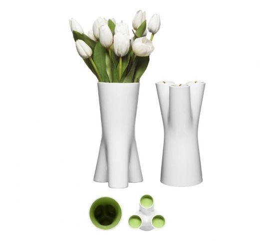 Sagaform - wazon świecznik Interior