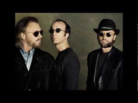 The Bee Gees ~ Staying Alive (HQ) - YouTube