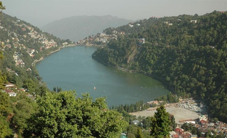 Naini lake is the soul of Nainital