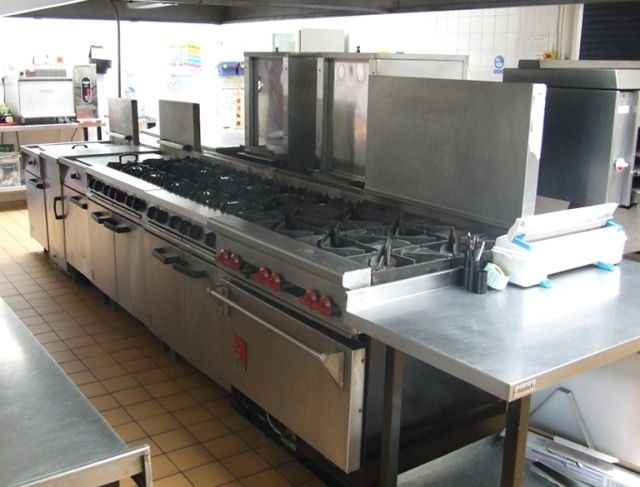 Restaurant kitchen equipment list with price home design for Kitchen equipment list