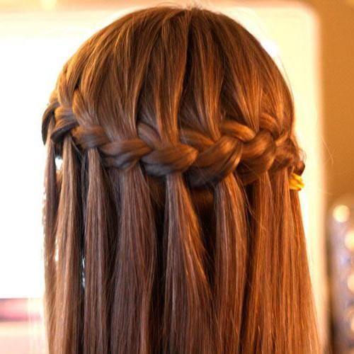 Красивое плетение на длинные волосы. Прически самые красивые: плетение кос на длинные волосы   Женские секреты