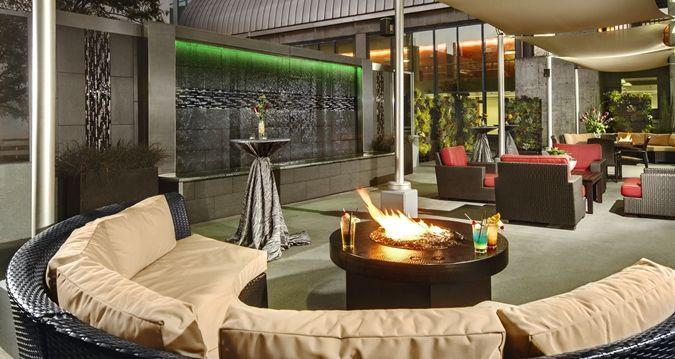 hilton restaurant california - Google Search