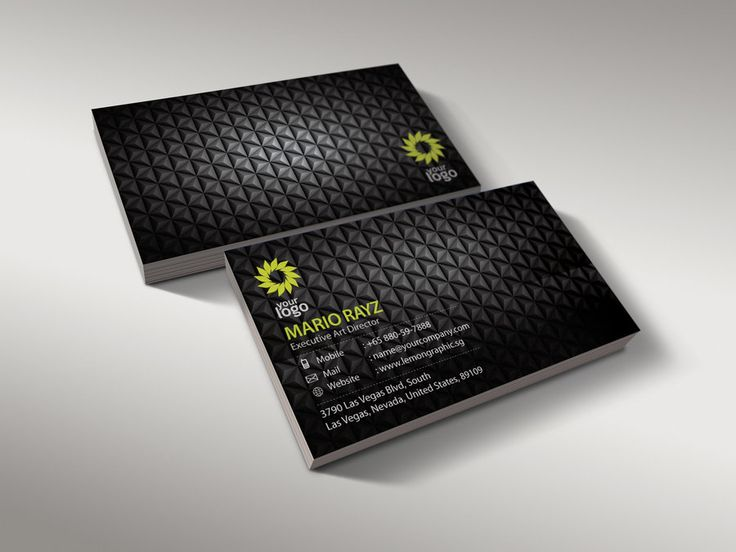 77 best business cards images on pinterest business card design black charcoal business card by lemongraphiciantart reheart Image collections