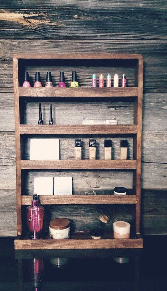 1000 ideas about makeup display on pinterest makeup for Bathroom vanity display for sale
