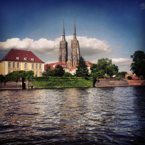 #Wroclaw #cathedral