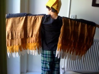eagle costume for school play