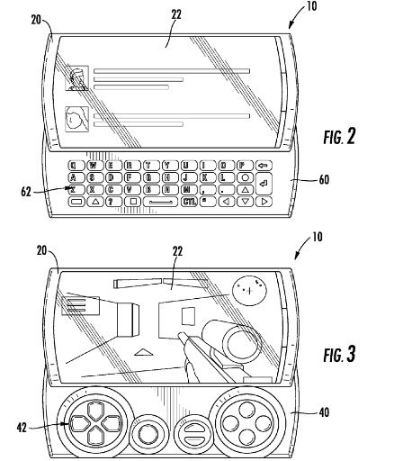 Sony Patent Shows Next Xperia Play Coming With Dual