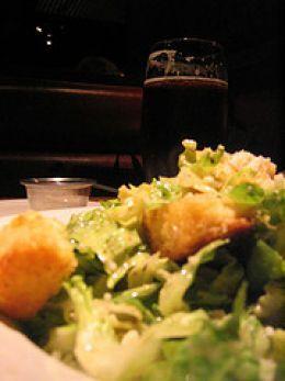 Love Houston's Ceasar Salad Recipe