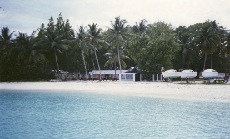 Diego Garcia Marina