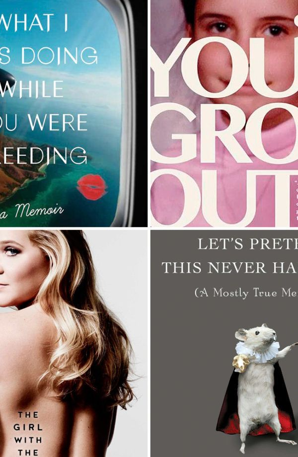 These five books made us laugh, feel less alone, andrealize that all of our bad Tinder dates could one day be fodder for a best-selling book. If you liked Tina Fey'sBossypants, Mindy Kaling'sIs Everyone Hanging Out Without Me, Chelsea Handler'sAre You There, Vodka? It's Me, Chelseaand Amy Poehler'sYes, Please, these are your next must-reads.