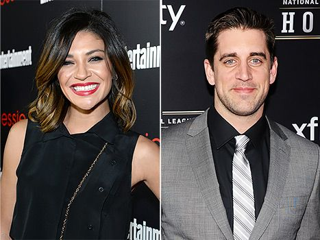 Jessica Szohr, Aaron Rodgers Dating Again: Actress, NFL Hunk Back On - Us Weekly