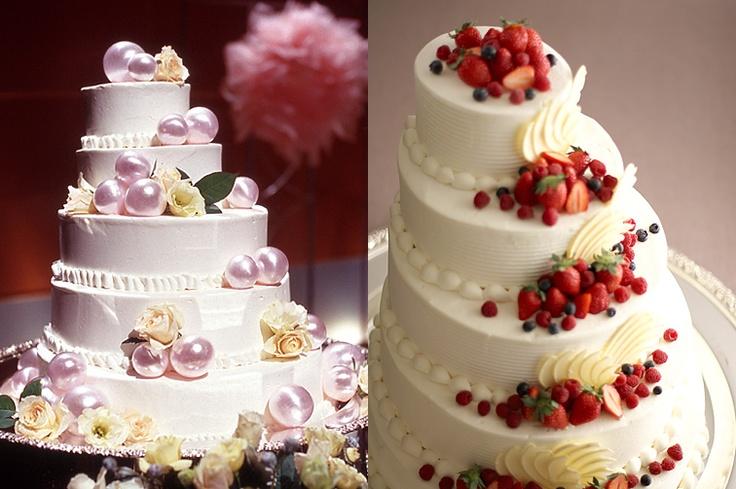料理・ケーキ ウェディングケーキ