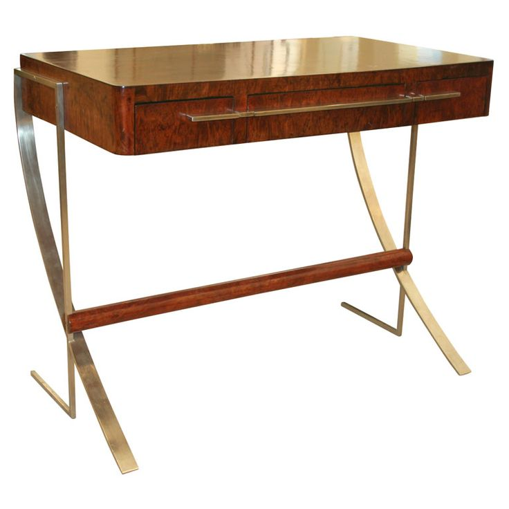 Best Small Desks Images On Pinterest Small Desks Art Deco - Art deco furniture designers desks