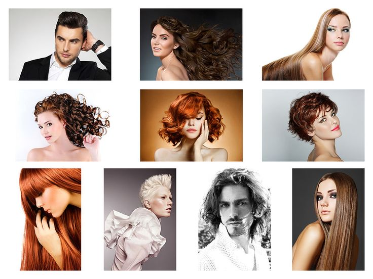 hairstyle posters for salons - Google zoeken